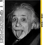 【港識.東方之珠遊記】E = mc²的故事 — 愛因斯坦訪港記